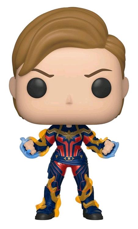 Avengers 4: Endgame - Captain Marvel New Hair Pop! Vinyl