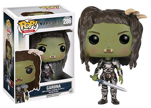 Warcraft Movie - Garona Pop! Vinyl