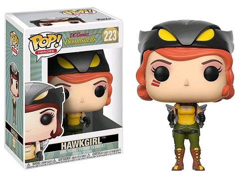 DC Bombshells - Hawkgirl Pop! Vinyl