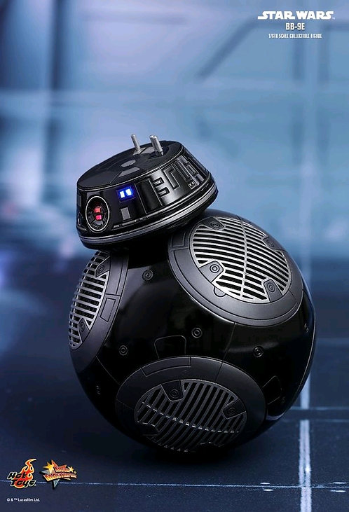 Star Wars - BB-9E Episode VIII The Last Jedi 1:6 Scale Action Figure