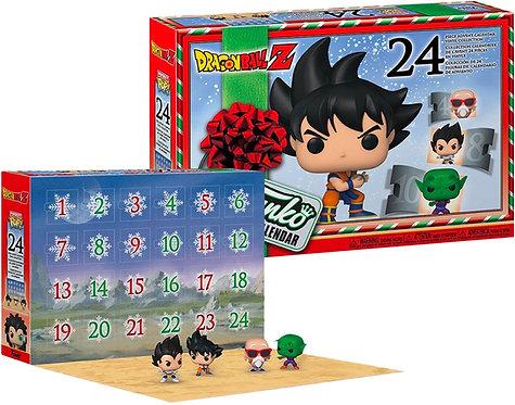 Dragon Ball Z - Pocket Pop! Advent Calendar