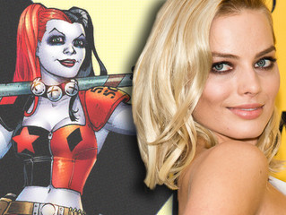 """Margot Robbie Reportedly Cast as """"Suicide Squad's"""" Harley Quinn"""