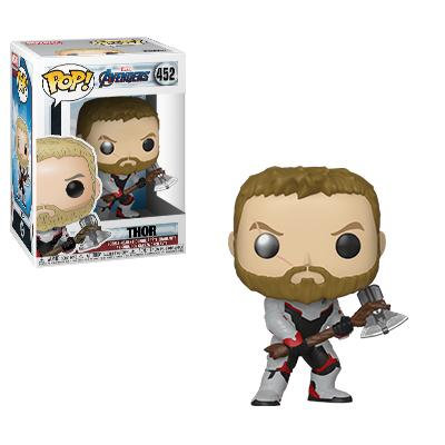 Avengers 4: Endgame - Thor (Team Suit) Pop! Vinyl