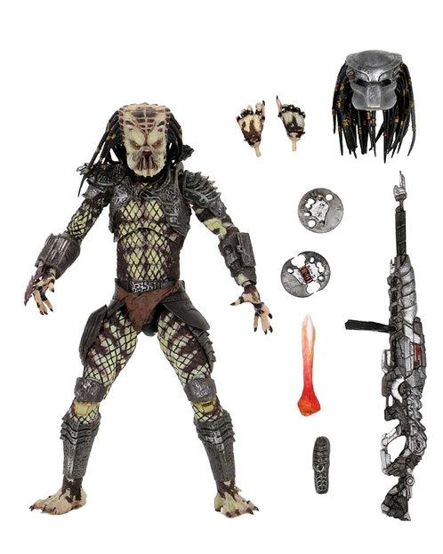 "Predator 2 - Scout Predator Ultimate 7"" Action Figure"