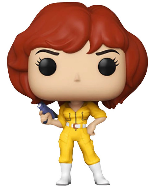 Teenage Mutant Ninja Turtles (1987) - April O'Neil Pop! Vinyl Figure