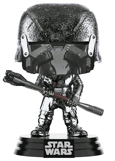 Star Wars - Knight of Ren War Club Episode IC Rise of Skywalker Hematite Chrome
