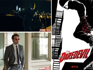 NYCC 2014 - First Look at Netflicks Daredevil