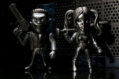 Suicide Squad - Harley Quinn & Joker SDCC 2016 Exc