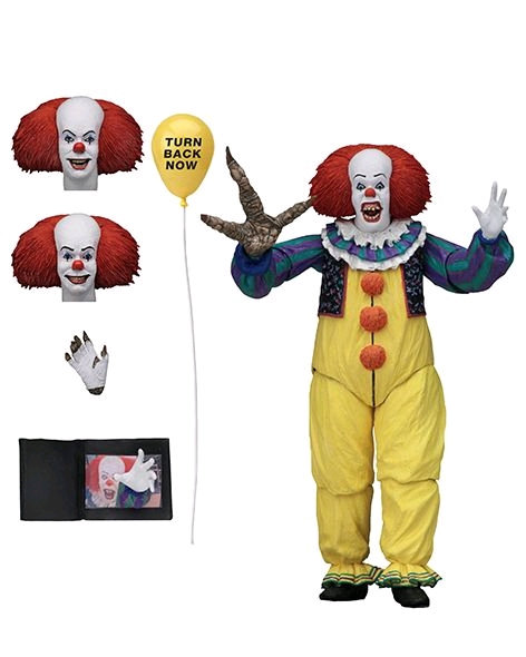 "It - Pennywise Ultimate Version 2 7"" Action Figure"