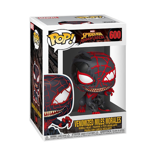 Venom - Venomized Miles Morales Pop! Vinyl