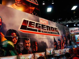 SDCC 2015 – Hasbro Marvel Legends