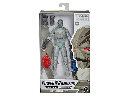 Mighty Morphin Power Rangers Lightning Collection Wave 7 Putty Patrole figure