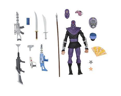 """Teenage Mutant Ninja Turtles - Foot Soldier Deluxe 7"""" Action Figure"""