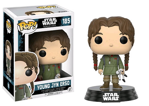 Star Wars: Rogue One - Young Jyn Erso Pop! Vinyl