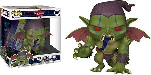 "Spiderman: Into the Spider-Verse - Green Goblin 10"" US Exclusive Pop! Vinyl"