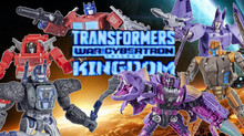 Transformers - War For Cybertron: Kingdom