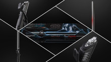 Star Wars: The Black Series Force EX Elite Mandalorian Darksaber