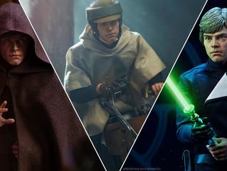 """Star Wars - Luke Skywalker Episode VI Return of the Jedi Deluxe 12"""" Figure"""