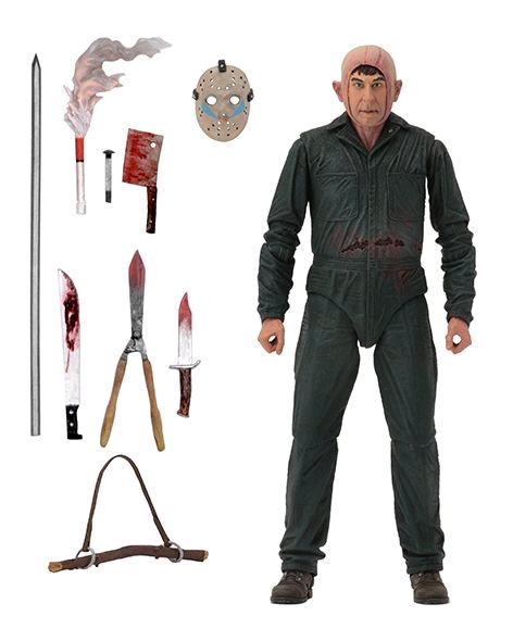 "Friday the 13th: Part VI - Roy Burns Ultimate 7"" Action Figure"