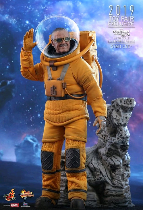"Guardians of the Galaxy: Vol. 2 - Stan Lee 1:6 Scale 12"" Action Figure Exclusive"