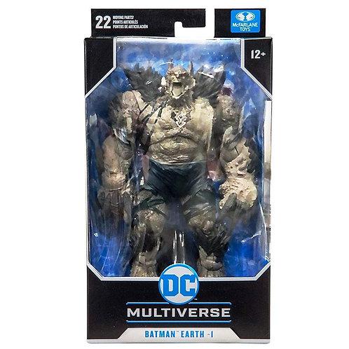 "Dark Nights: Metal - Batman The Devastator Earth-1 DC Multiverse 7"" Figu"