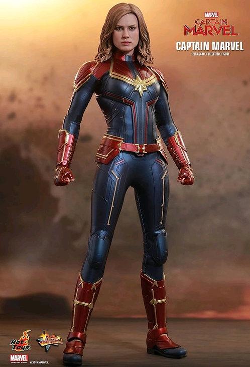 """Captain Marvel - Captain Marvel 12"""" 1:6 Scale Action Figure"""