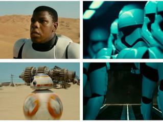 "Star Wars: The Force Awakens"" Teaser Trailer Debuts Online"