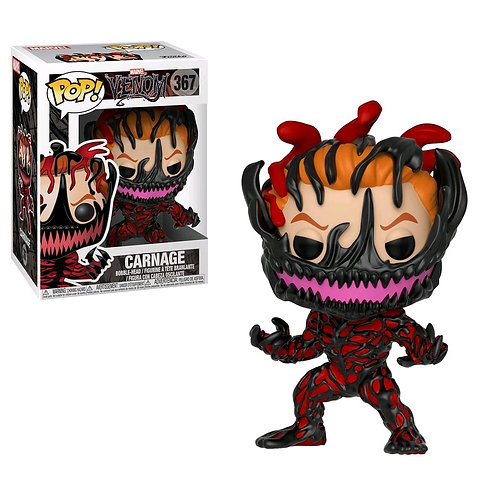 Venom - Carnage Pop! Vinyl
