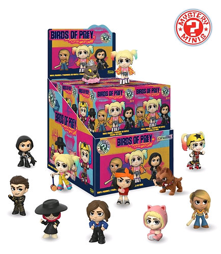 Birds of Prey - Mystery Minis GS US Exclusive Blind Box