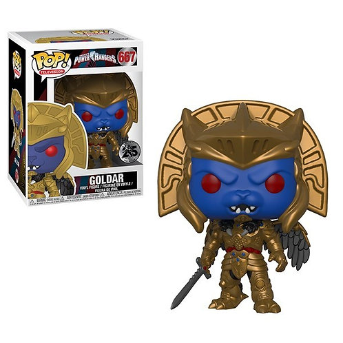 Mighty Morphin' Power Rangers - 25th Anniversary Goldar Pop! Vinyl Figure