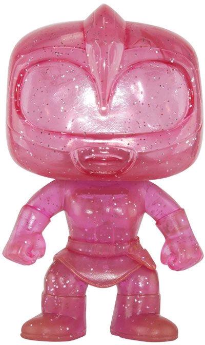 Power Rangers - Pink Ranger Morphing US Exclusive Pop! Vinyl