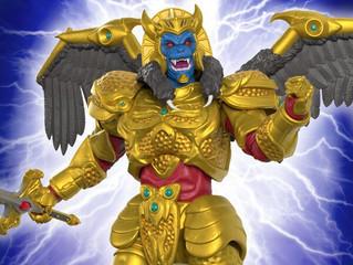 First Look Super7 Power Rangers Ultimates Goldar Figure