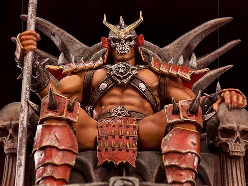 Mortal Kombat - Shao Kahn 1:10 Scale Statue