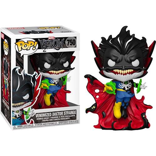 Venom - Venomized Doctor Strange with Energy Glow US Exclusive Pop! Vinyl
