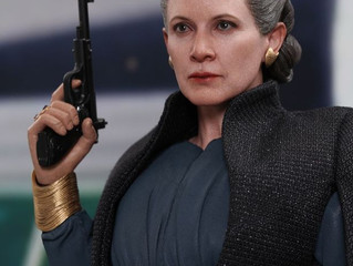 Hot Toys - Star Wars - Leia Organa Episode VIII The Last Jedi