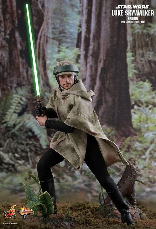 """Star Wars - Luke Skywalker Endor 12"""" 1:6 Scale Action Figure"""