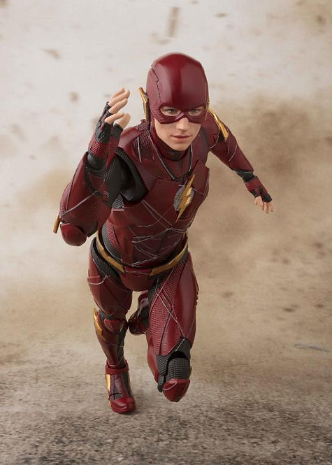 Justice League S.H.Figuarts The Flash