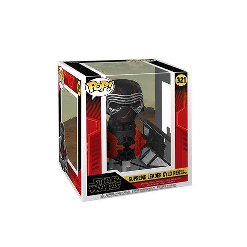 Star Wars - Kylo Ren Supreme Leader in TIE Whisper Episode IX Rise of Skywalker