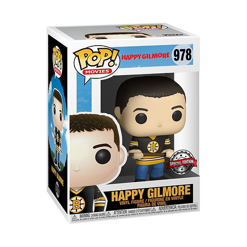 Happy Gilmore - Happy w/Hockey Stick US Exclusive Pop! Vinyl