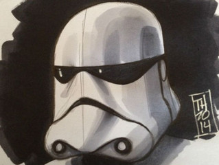 Star Wars: Episode 7 New Stormtrooper Design; Filming Resumes This Month