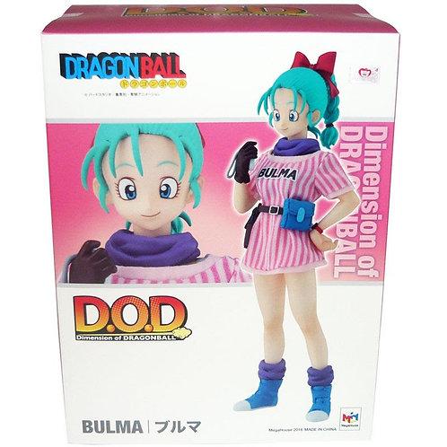 Dragon Ball Z – Dimension Of Dragon Ball Bulma Figure