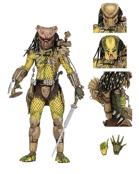 "Predator - Ultimate Predator 7"" Action Figure"
