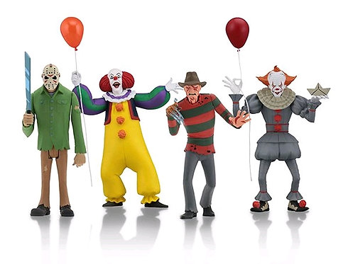 "Toony Terrors - 6"" Figure Assortment"