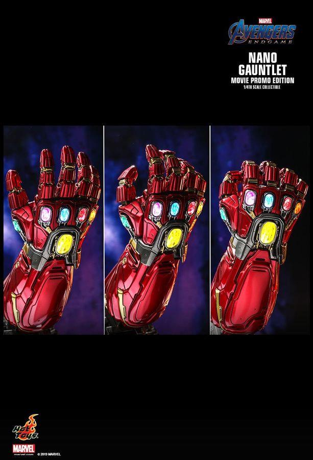 Avengers 4 Endgame - Nano Gauntlet (Hulk Version) 1:4 Scale Replica