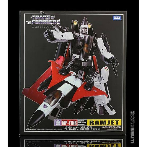 Transformers - MP-11NR Masterpiece Ramjet