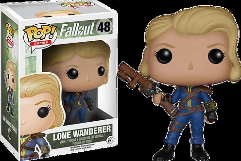 Fallout - Lone Wanderer Female Pop! Vinyl