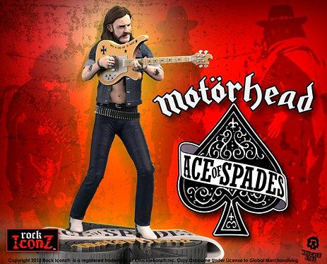 Motorhead - Lemmy III Rock Iconz Statue