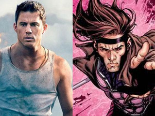 Gambit Movie Announced For October 7, 2016