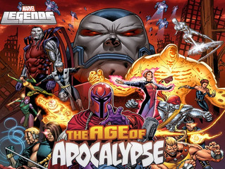 Marvel Legends - X-Men Age Of Apocalypse