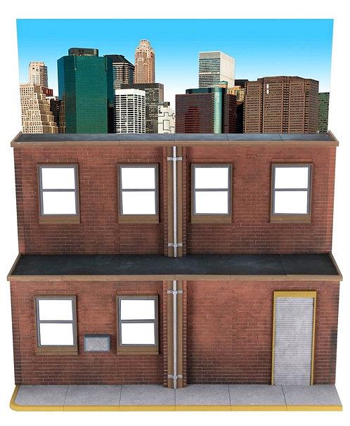 NECA - Street Scene Figure Diorama